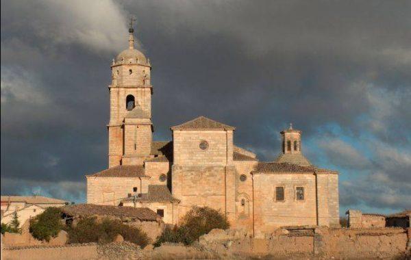 Kirche Santa Maria del Manzano in Castrojeriz